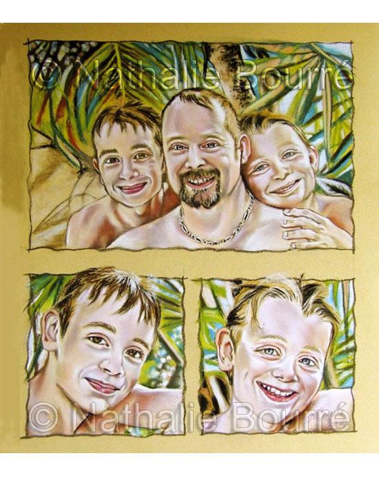 Didier & ses enfants
