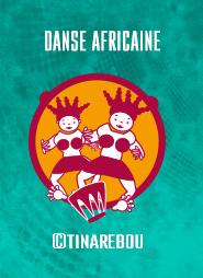 Pictogramme Danse Africaine