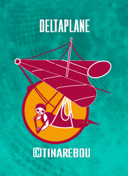 Pictogramme Deltaplane