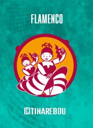 Pictogramme Flamenco