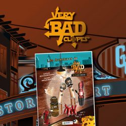 Very Bad Clopes – BANDE DESSINEE