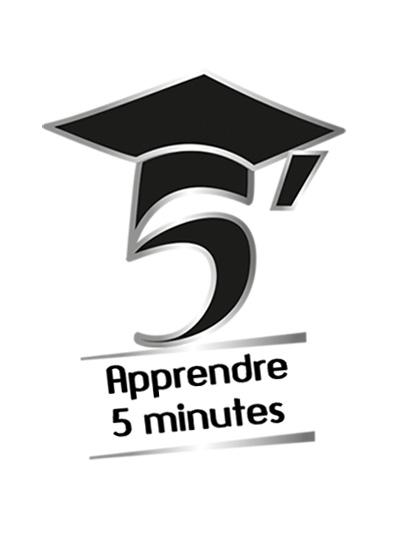 Apprendre5minutes