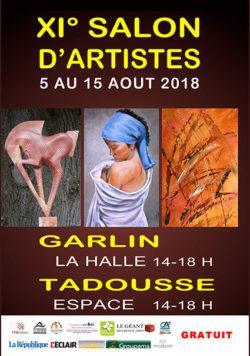 11ème Salon d'Artistes du Nord Béarn