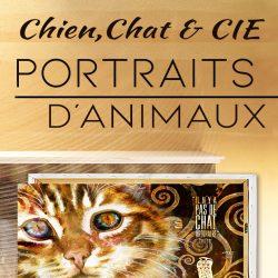 PORTRAITS D'ANIMAUX | Chien, Chat & Cie
