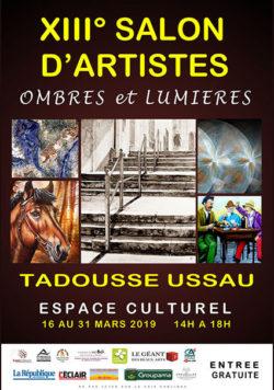 13ème Salon d'Artistes du Nord Béarn – Tadousse-Ussau