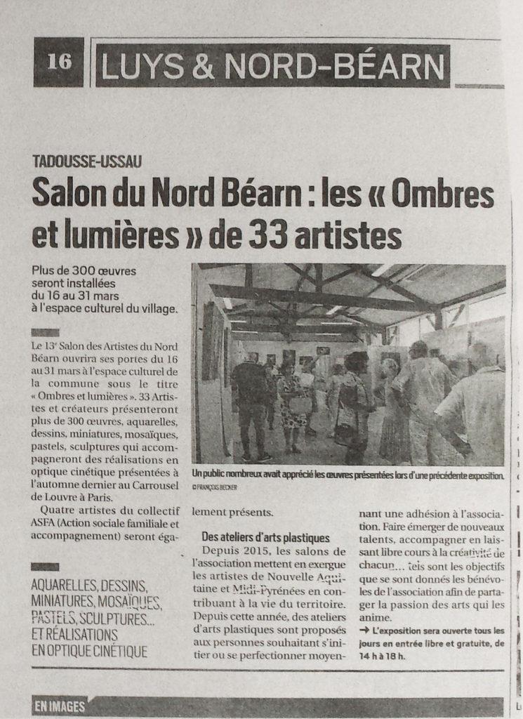 Article Tadousse Ussau