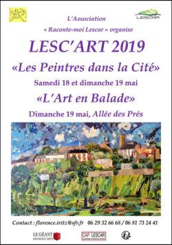 LESC'ART 2019
