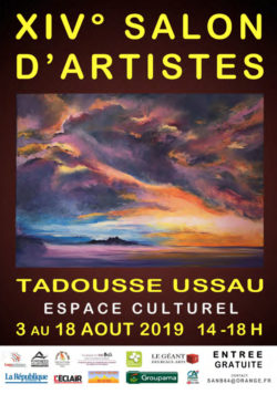 14ème Salon d'Artistes du Nord Béarn Tadousse-Ussau