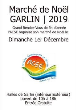 GARLIN | Marché de Noël